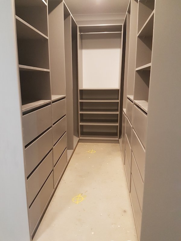 Walk In Wardrobes Central Coast Newcastle And Lake Macquarie