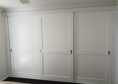Sliding door wardrobe central coast